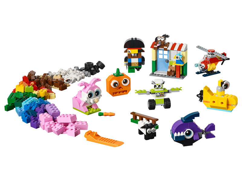 LEGO® Classic 11003 Bricks and Eyes