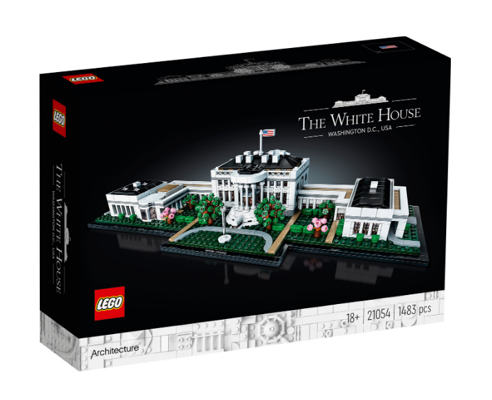 Architecture 21054 The White House