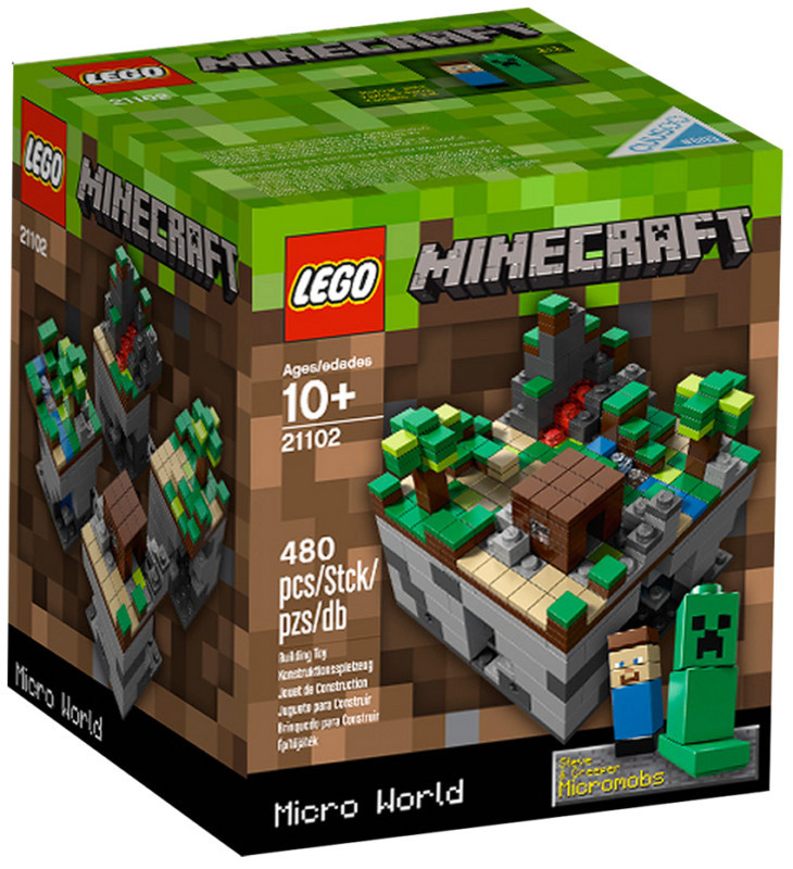 LEGO Minecraft - The Forest 21102