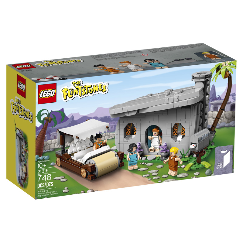 LEGO® IDEAS 21316 The Flinstones