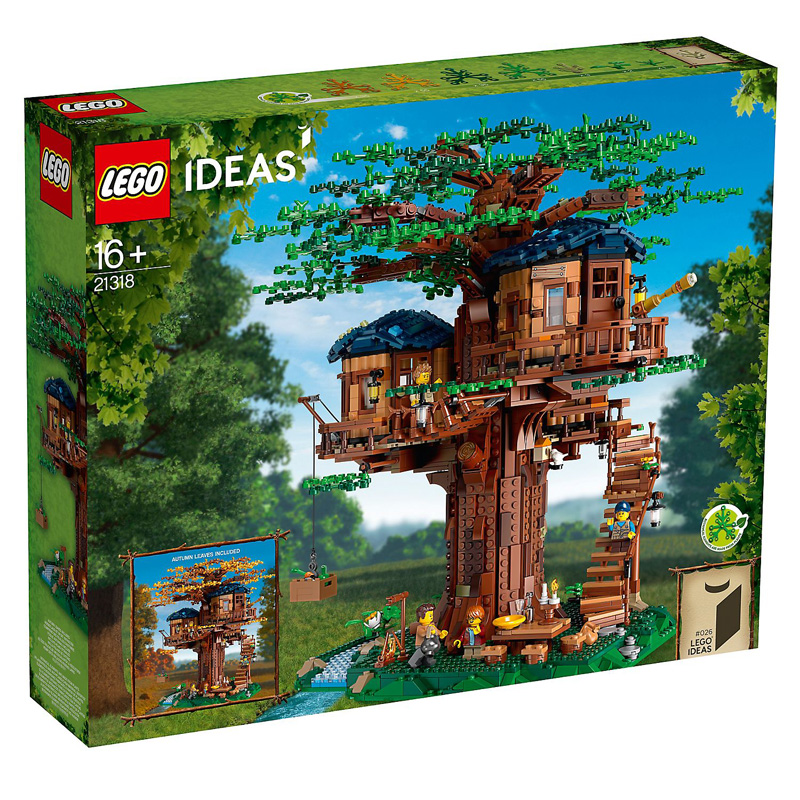 LEGO® IDEAS 21318 Tree House