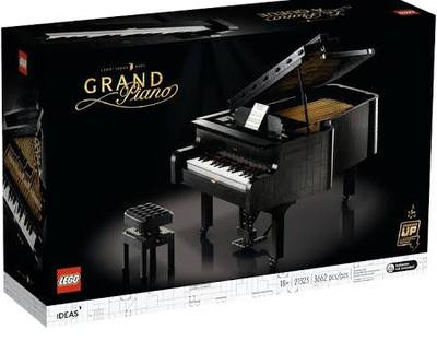 IDEAS Grand Piano 21323