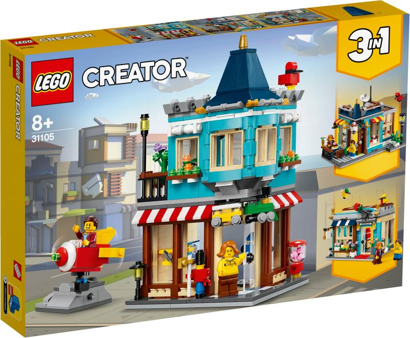 LEGO® CREATOR 31105 Townhouse Toy Store