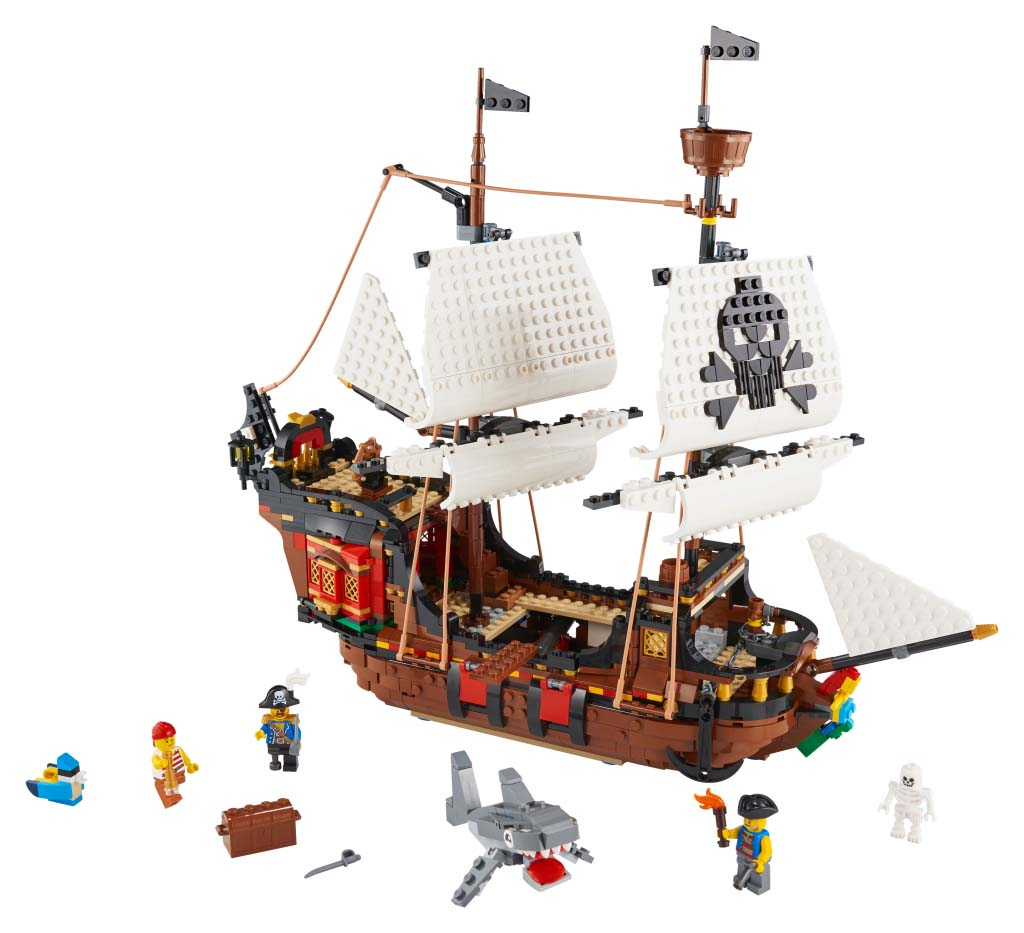 LEGO® Creator 31109 Pirate Ship
