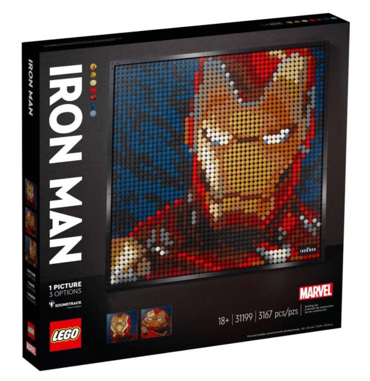 ART 31199 Marvel Studios Iron Man