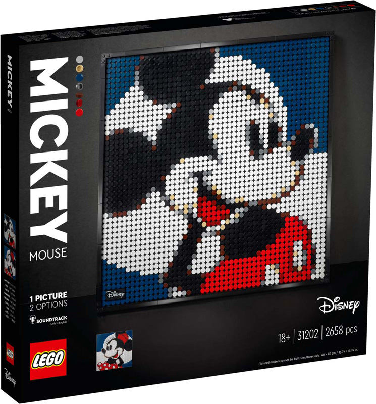 ART 31202 Disney's Mickey Mouse