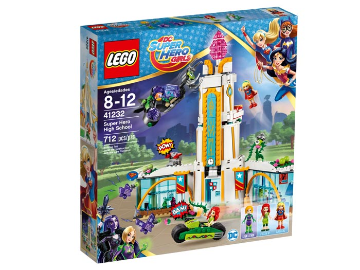 LEGO DC Super Hero Girls 41232 Super Hero High School