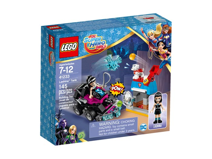 LEGO® DC Super Hero Girls 41233 Lashina Tank