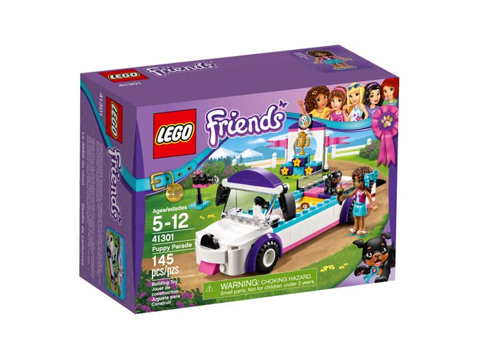 LEGO Friends 41301 Puppy Parade