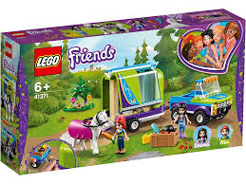 Friends 41371 Mias Horse Trailer