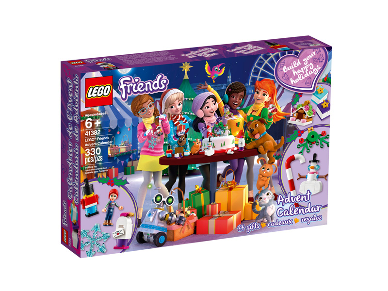 LEGO Friends Advent Calendar 41382