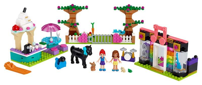 LEGO Friends 41431 Heartlake City Brick Box