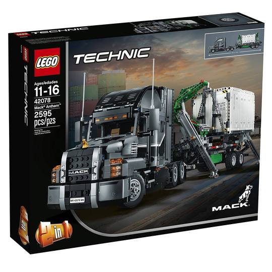 Technic 42078 Mack Anthem