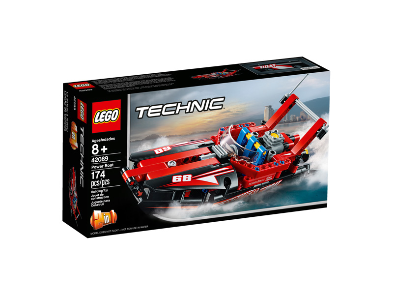 Technic 42089 Power Boat