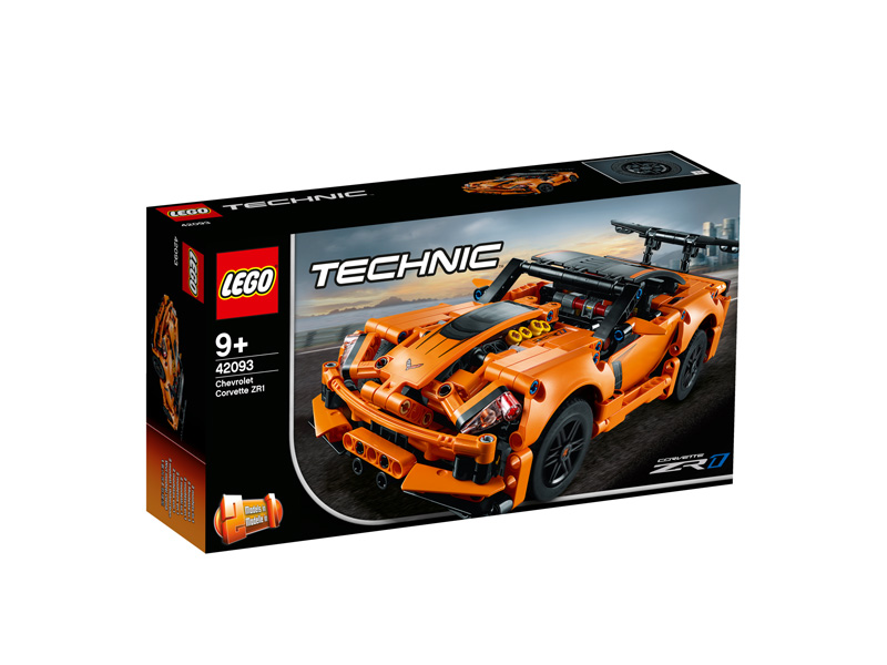 Technic 42093 Chevrolet Corvette ZR1