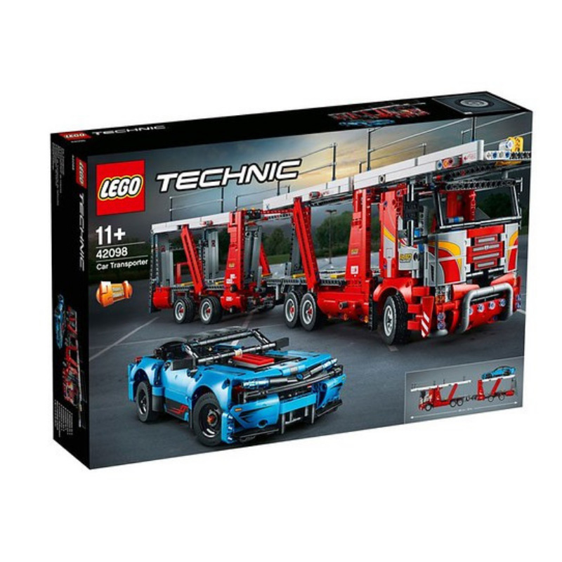 Technic 42098 Car Transporter