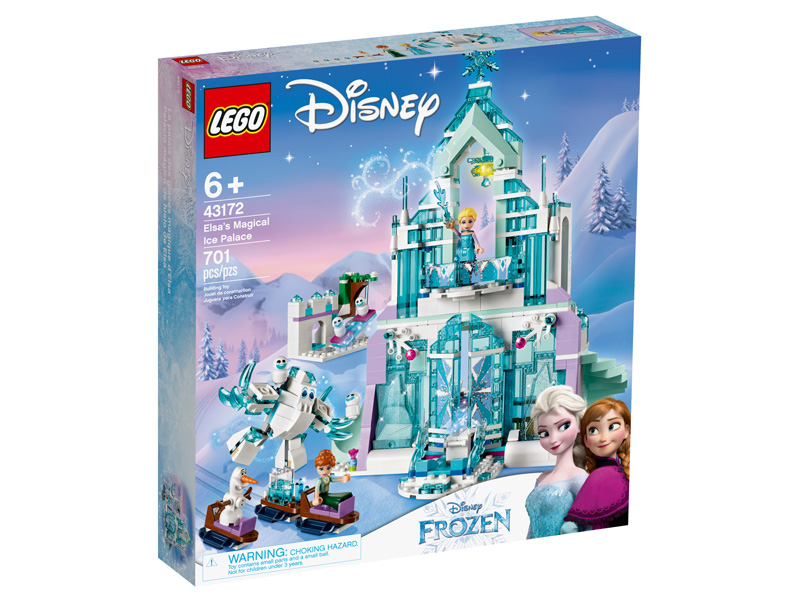 Disney 43172 Elsas Magical Ice Palace