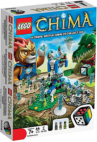 LEGO® Legends of Chima 50006