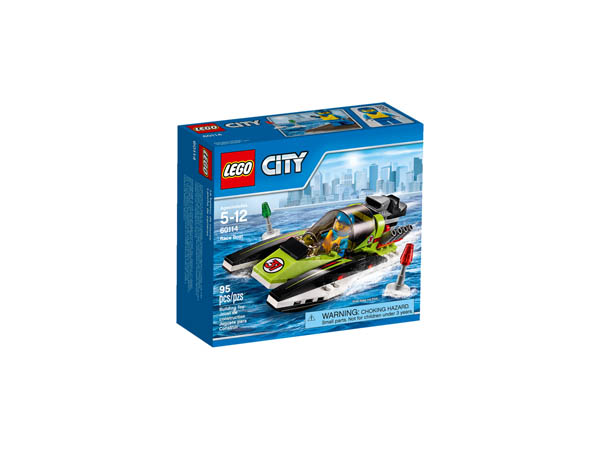 LEGO CITY 60114 Race Boat