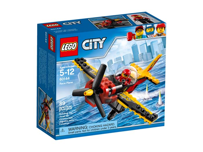 LEGO City 60144 Race Plane