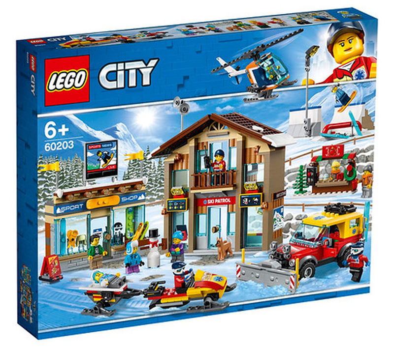 LEGO® CITY 60203 Ski Resort