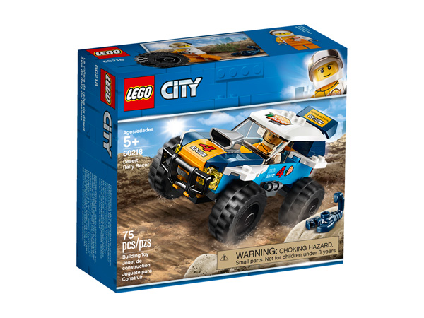 CITY 60218 Desert Rally Racer