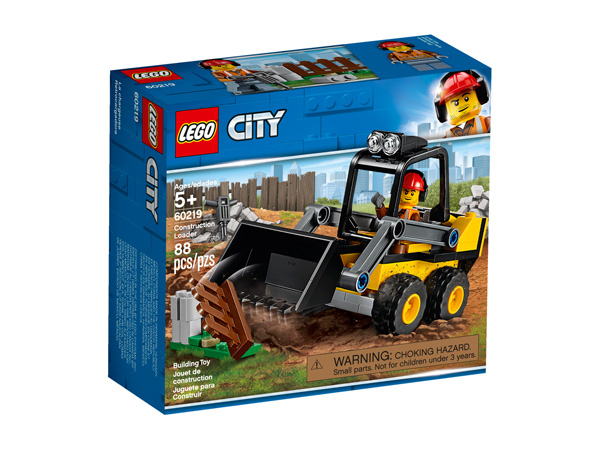 CITY 60219 Construction Loader