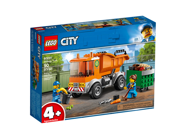 CITY 60220 Garbage Truck