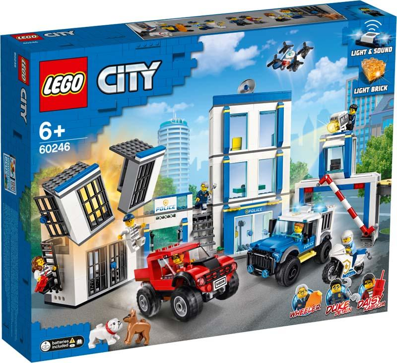 LEGO® CITY 60246 Police Station