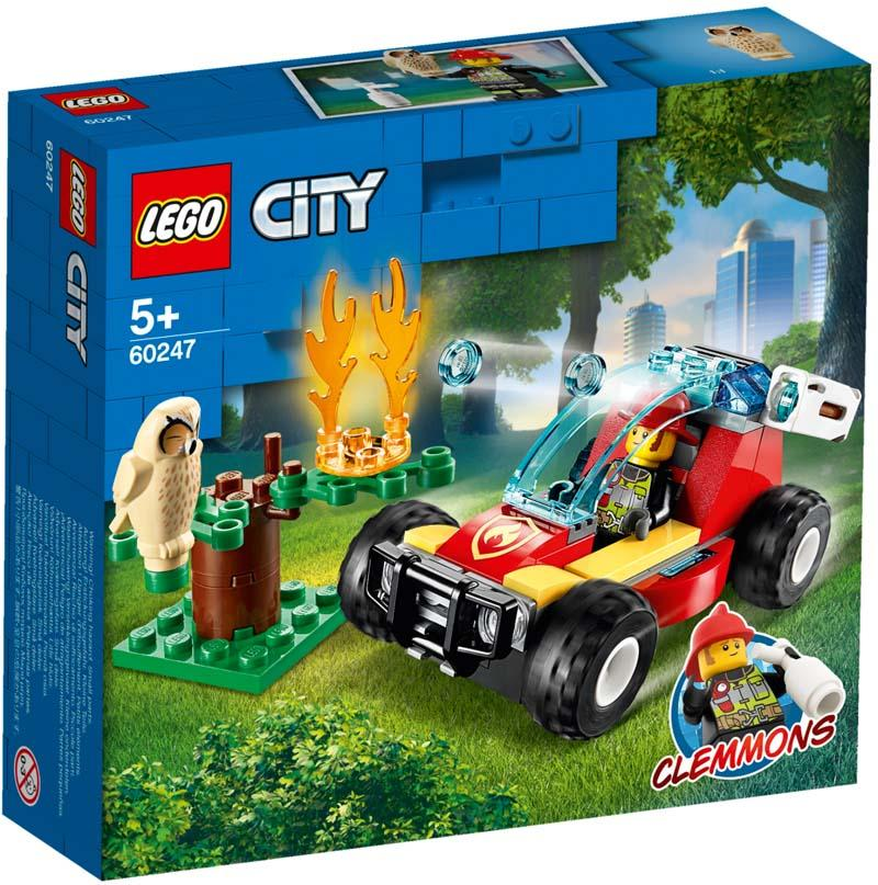LEGO® CITY 60247 Forest Fire