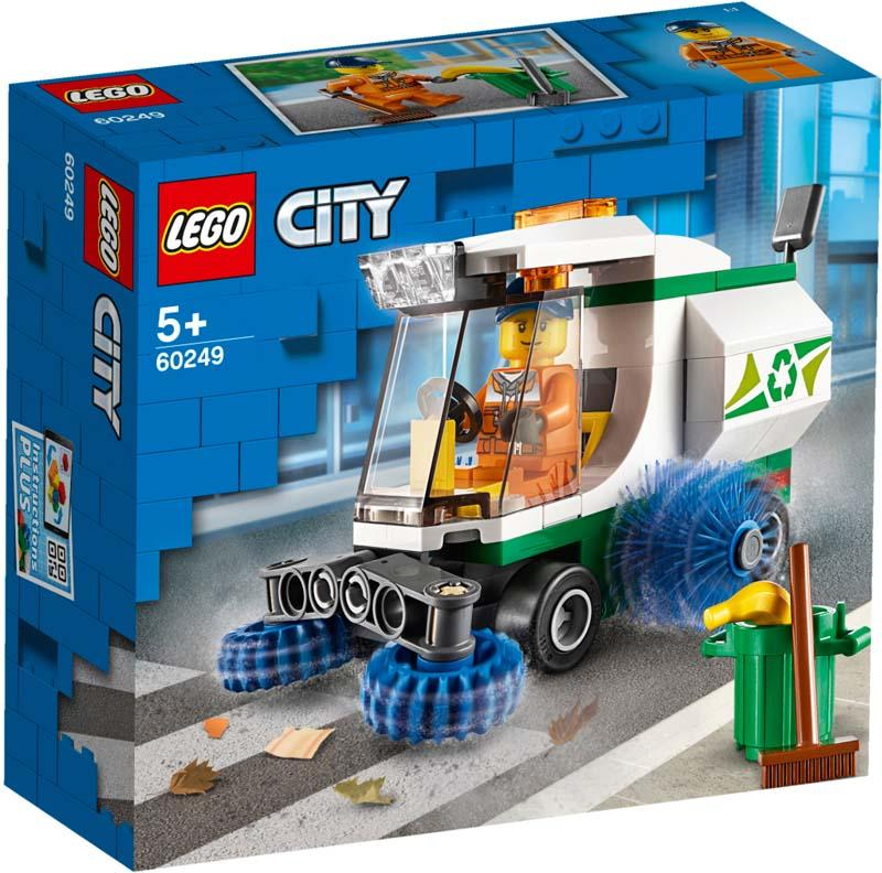 LEGO® CITY 60249 Street Sweeper