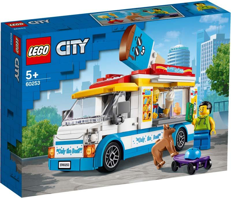 LEGO® CITY 60253 Ice-Cream Truck
