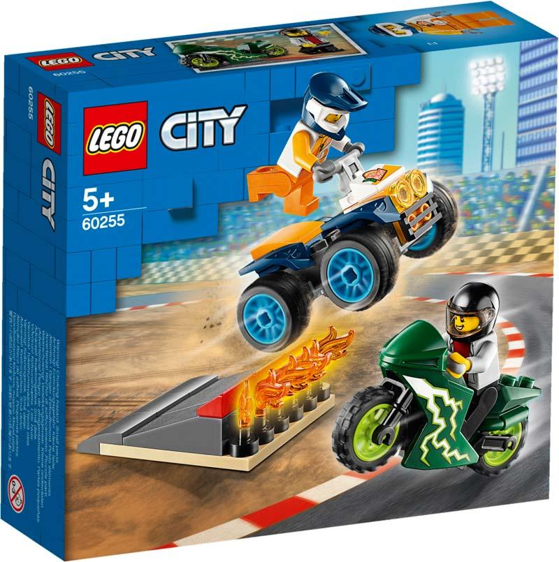 LEGO® CITY 60255 Stunt Team