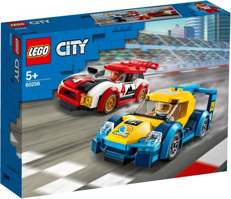 LEGO® CITY 60256 Racing Cars