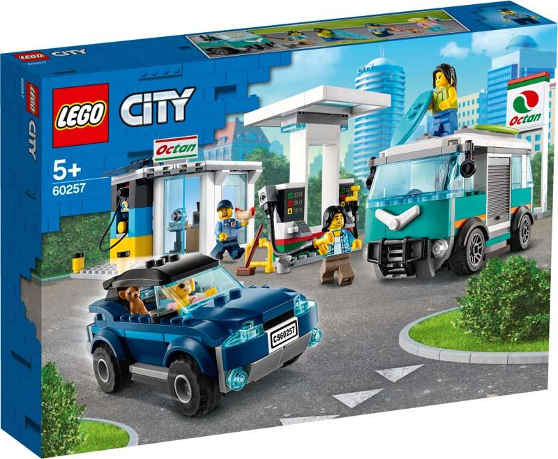 LEGO® CITY 60257 Service Station