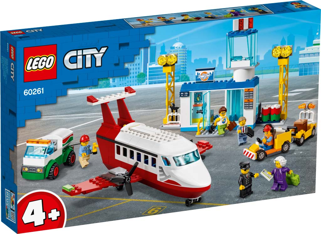 LEGO® CITY 60261 Central Airport