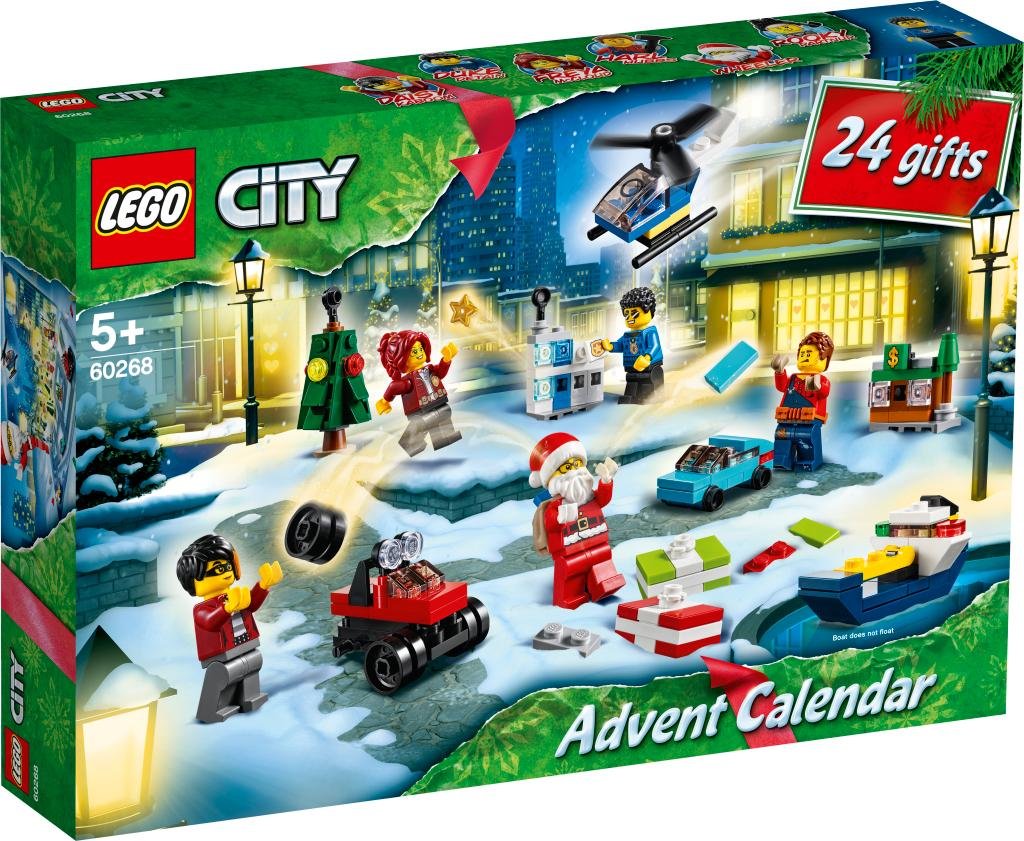 LEGO® CITY 60268 Advent Calendar