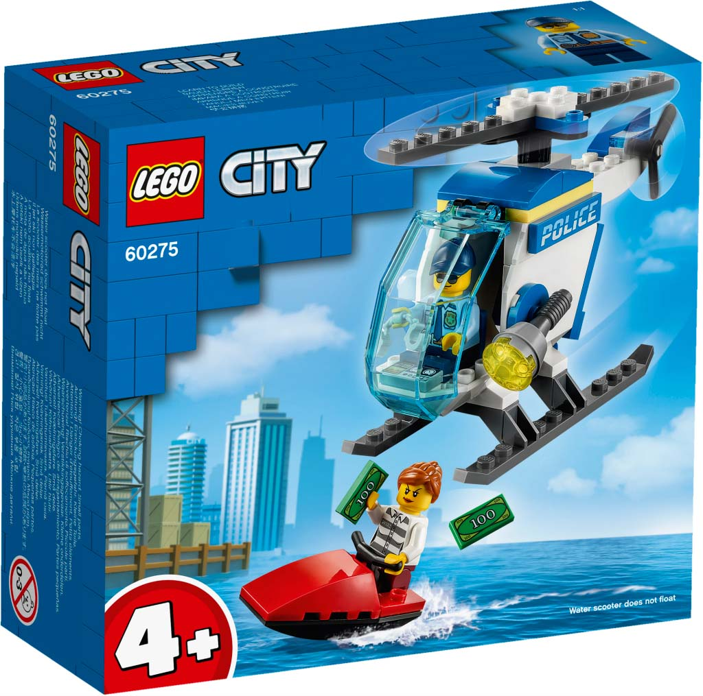 LEGO® CITY 60275 Police Helicopter