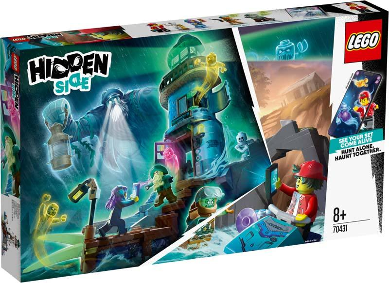 LEGO® Hidden Side 70431 The Lighthouse of Darkness