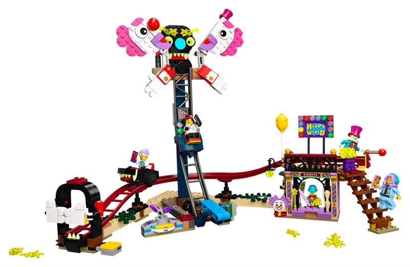 LEGO® Hidden Side 70432 Haunted Fairground