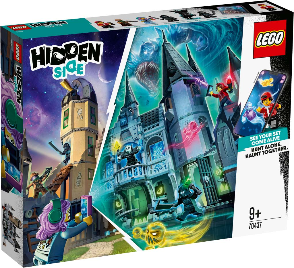 LEGO® Hidden Side 70437 Mystery Castle
