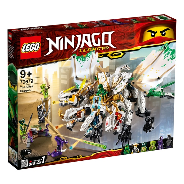NINJAGO 70679 The Ultra Dragon