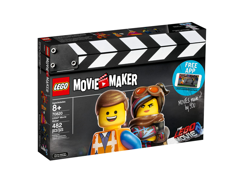 LEGO® Movie 2 70820 LEGO® Movie Maker