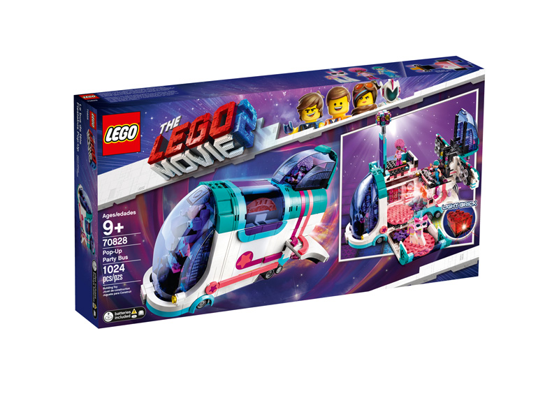 LEGO® Movie 2 70828 Pop-Up Party Bus