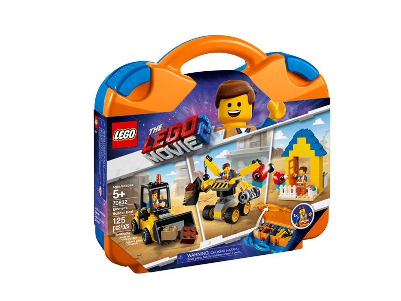 LEGO® Movie 2 70832 Emmets Builder Box