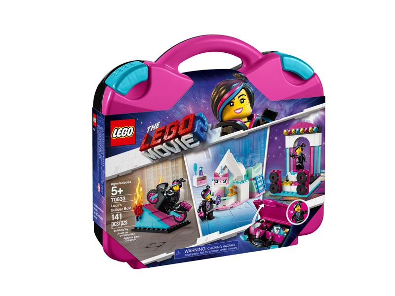 LEGO® Movie 2 70833 Lucys Builder Box