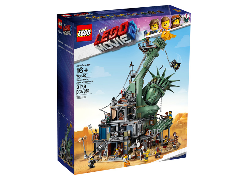 LEGO® Movie 2 70840 LEGO® Welcome to Apocalypseburg