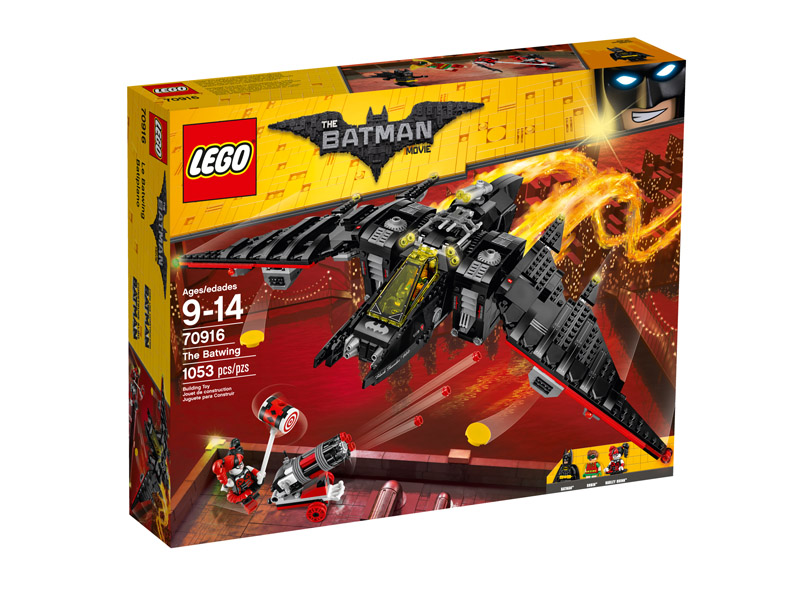 LEGO 70916 Batman Movie The Batwing