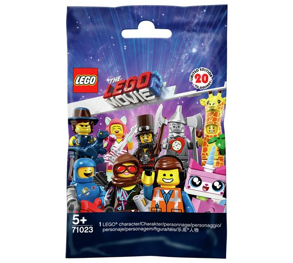 LEGO Minifigures 71023 THE LEGO® MOVIE 2 Box