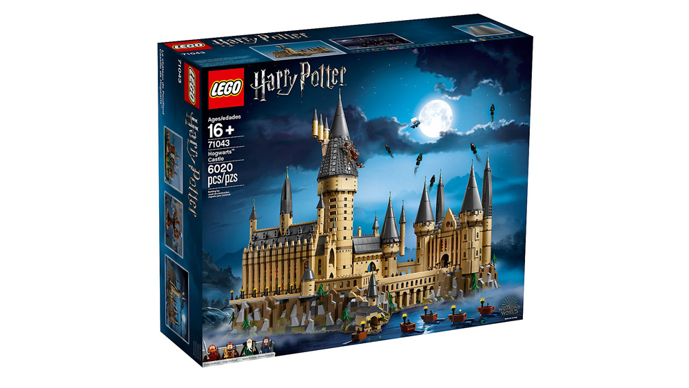 Harry Potter 71043 Hogwarts Castle